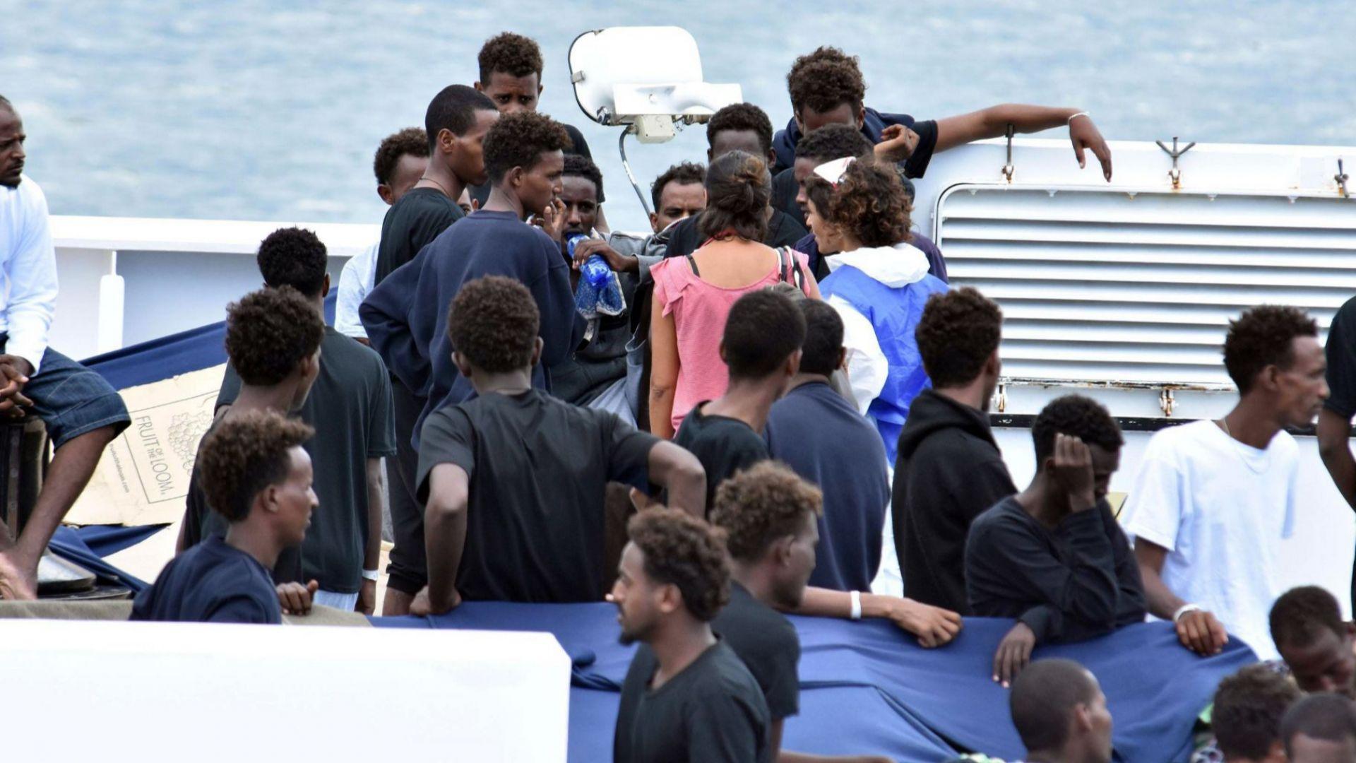 ЕК отрече да се е отказала от мигрантските лагери в Африка