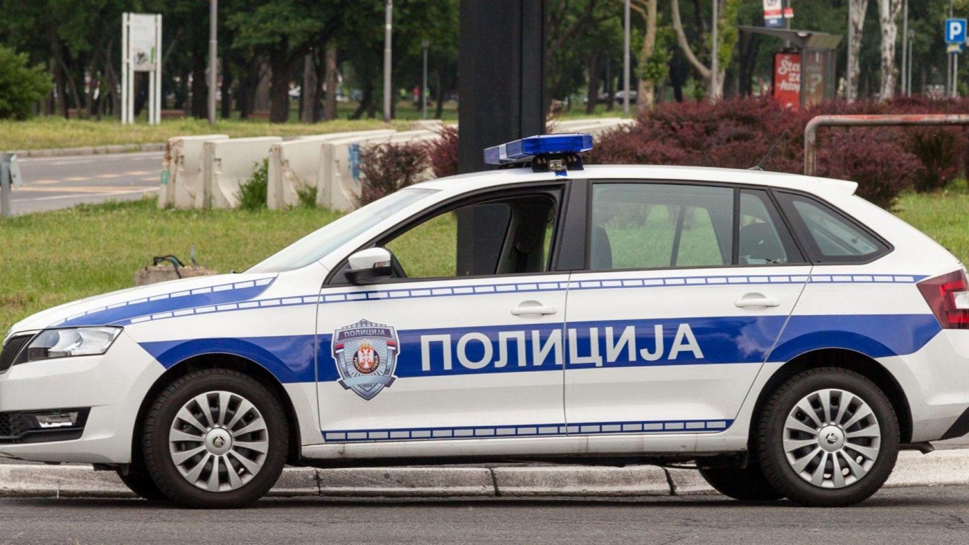Млад шофьор лети в Сърбия с 248 км/ч, 1167 евро му е глобата