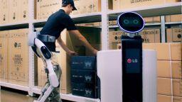 LG създаде комерсиален екзоскелет
