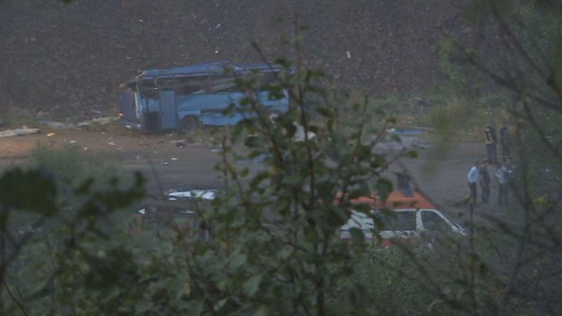 Ананиев: 13 души са загинали на място, а 3 на път за болница