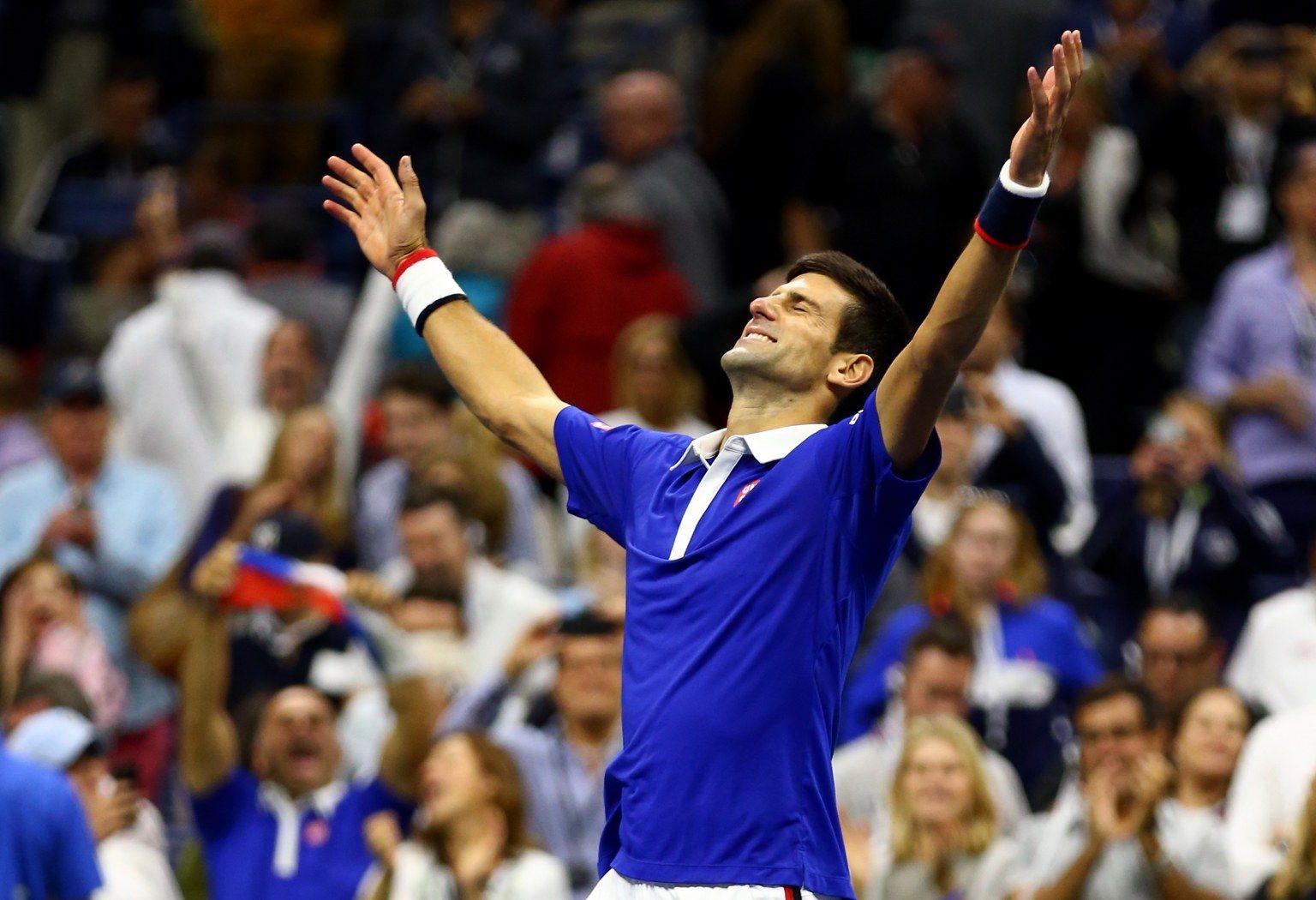 Година по-късно Флавия Пенета и Франческа Скиавоне играха шокиращия финал при жените. По-младата от двете бе печеливша.