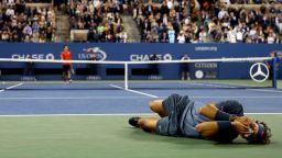 Как съдбите на големите винаги се преплитат на US Open (галерия)