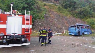 Собственикът на фирмата-превозвач шофирал лично фаталния автобус
