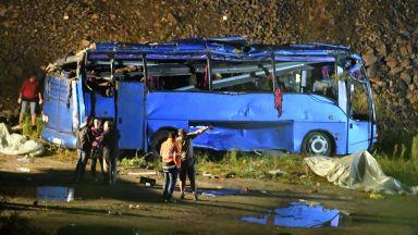 КФН: 10 лв. обезщетение за пътник в катастрофиралия до Своге автобус е незаконно