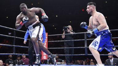 Минеаполис видя най-краткия боксов мач в историята