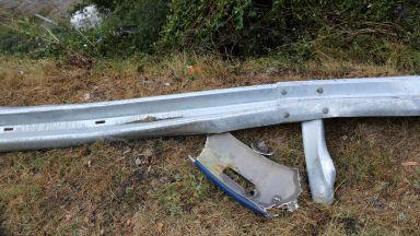 Експерт: При добро сцепление на пътя мантинелите трябваше да издържат