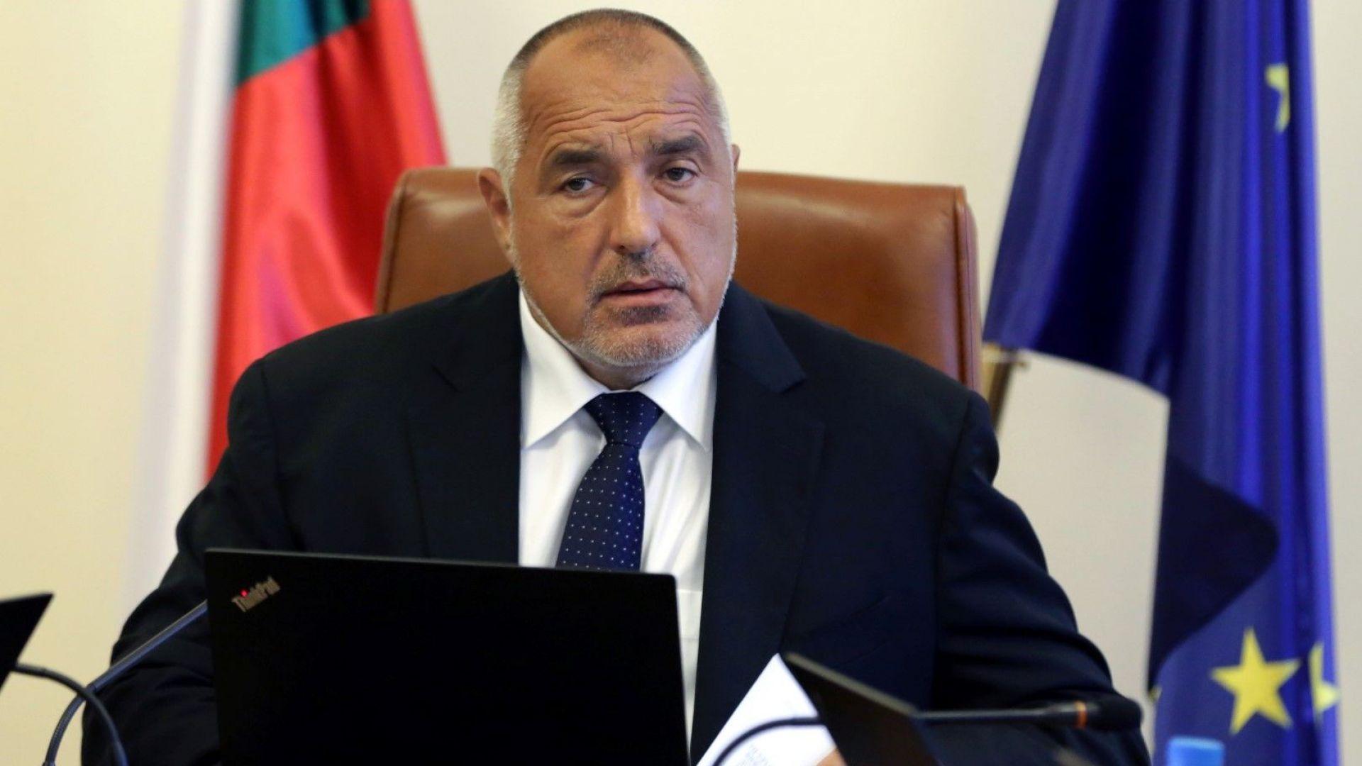 Борисов отменя  посещението си в Албания