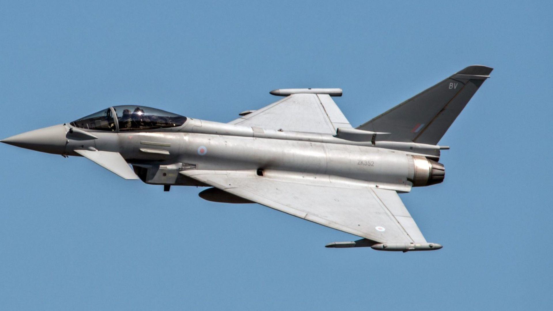 Русия: Великобритания прехвана опасно наши самолети