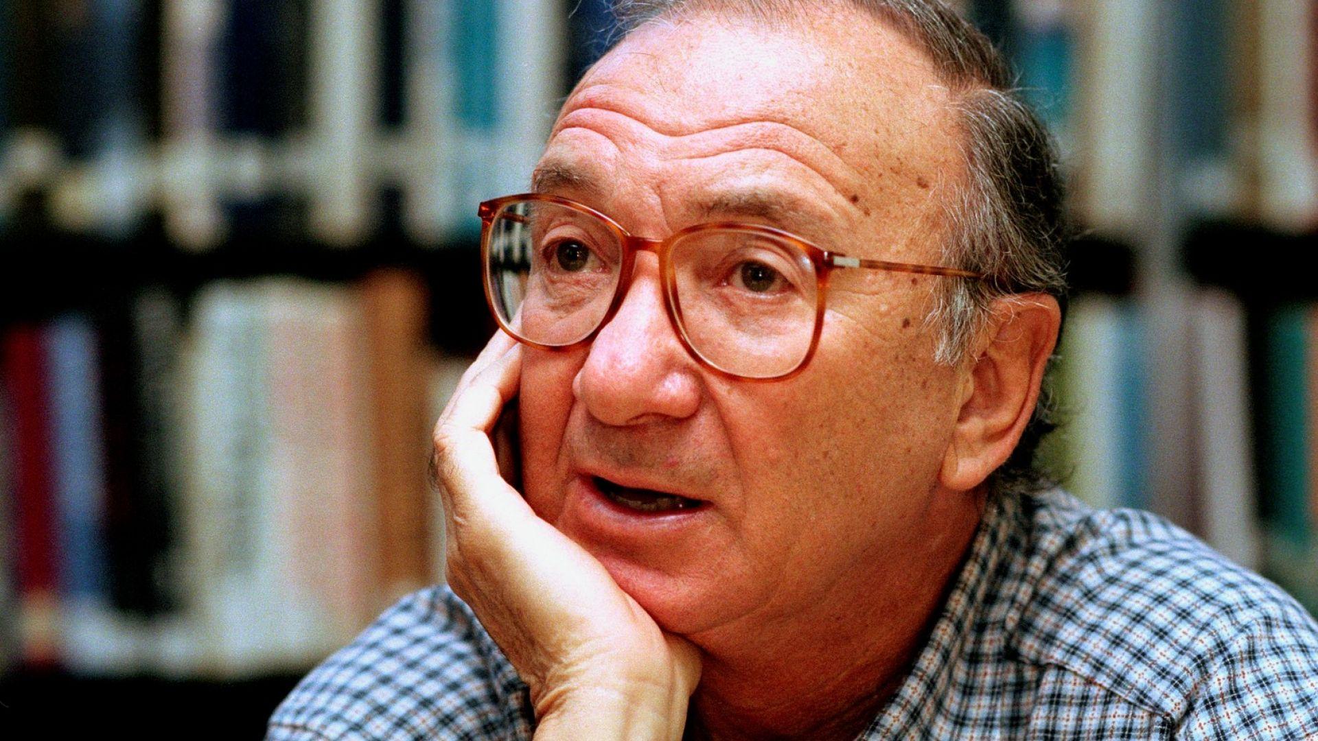 На 91 г. почина майсторът на бродуейската комедия Нийл Саймън