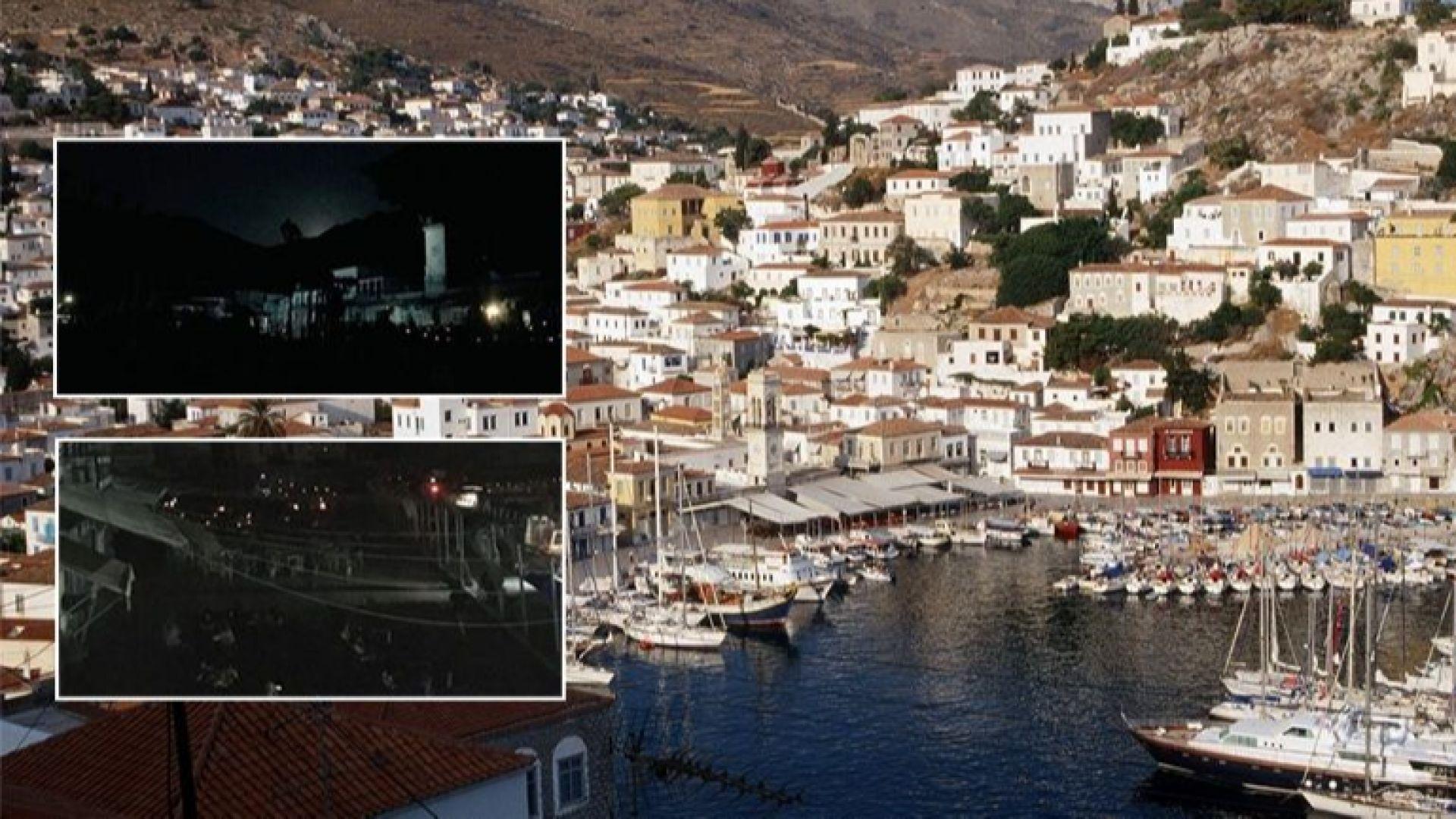 Гръцки остров пред извънредно положение заради спрял ток