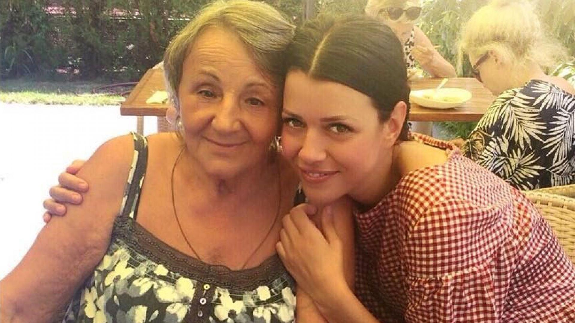 Ралица Паскалева за майката на Салпаров: Всеки би мечтал за такава свекърва