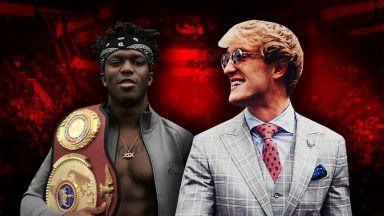 Влогъри от Youtube си спретнаха боксов мач за милиони долари