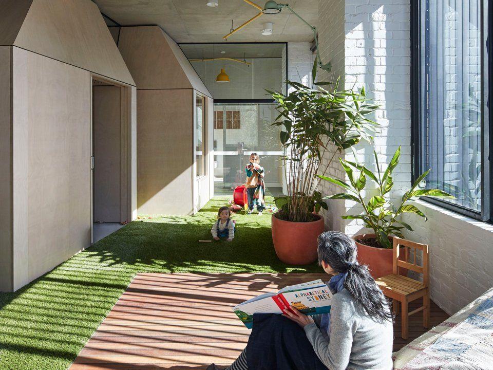 Early Learning Centre в Австралия  Архитект: архитекти на Андрю Бургес