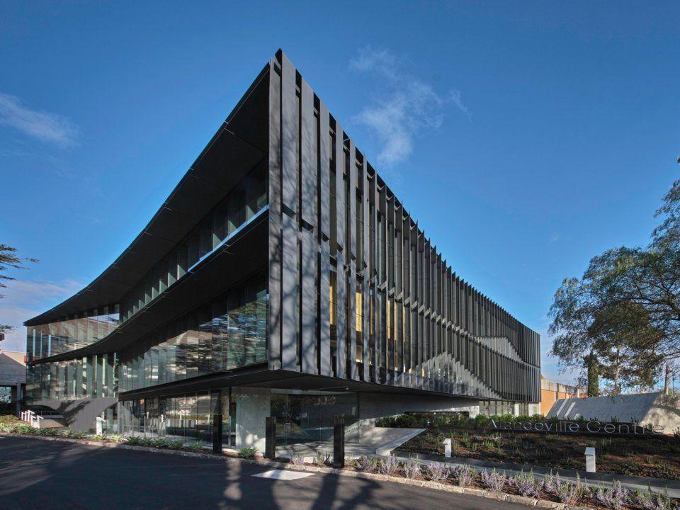 Mandeville Centre в Австралия  Архитект: Архитект