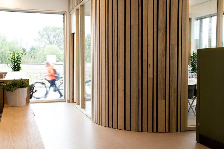 IKC de Geluksvogel в Маастрихт Архитект: UArchitects и Misak Terzibasiyan
