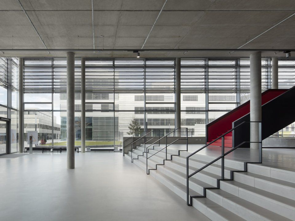 """Университетът за приложни науки """"Дьорендорф"""" Световен архитектурен фестивал  Архитект: Никл и партньори"""