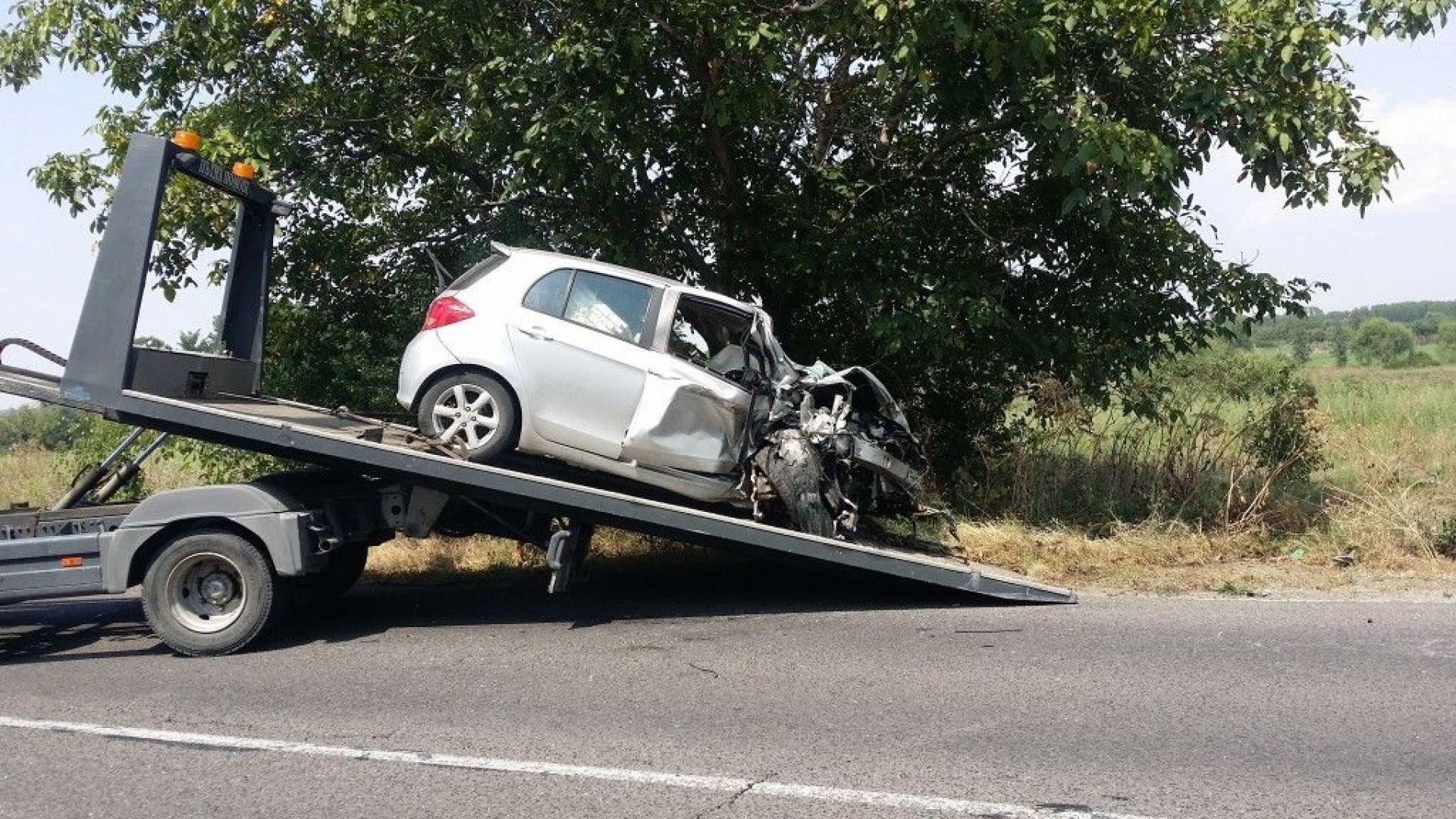 Още жертви на пътя - двама загинаха край Поповица