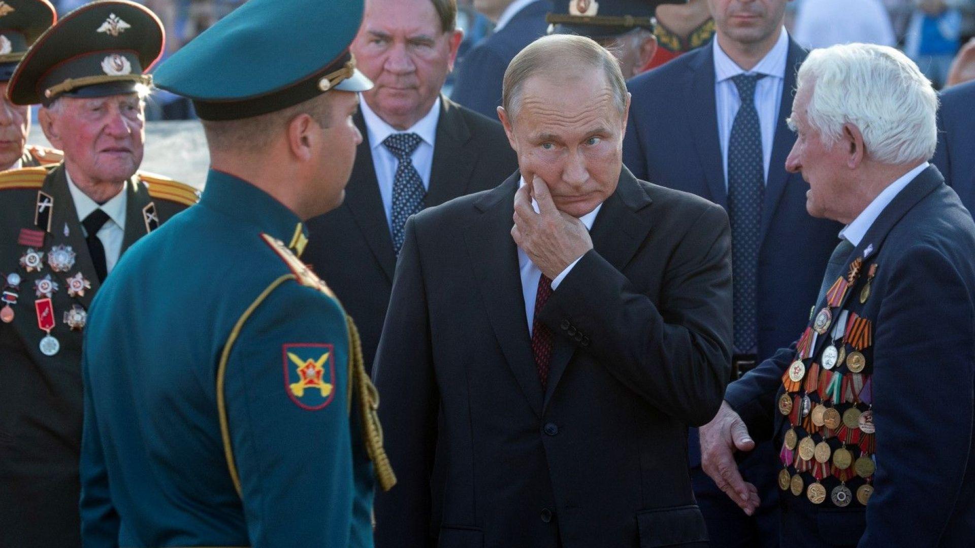 Сценарий: След Путин в Русия ще управлява... Путин