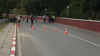 Тестове показали недопустим материал в асфалта на пътя София-Своге
