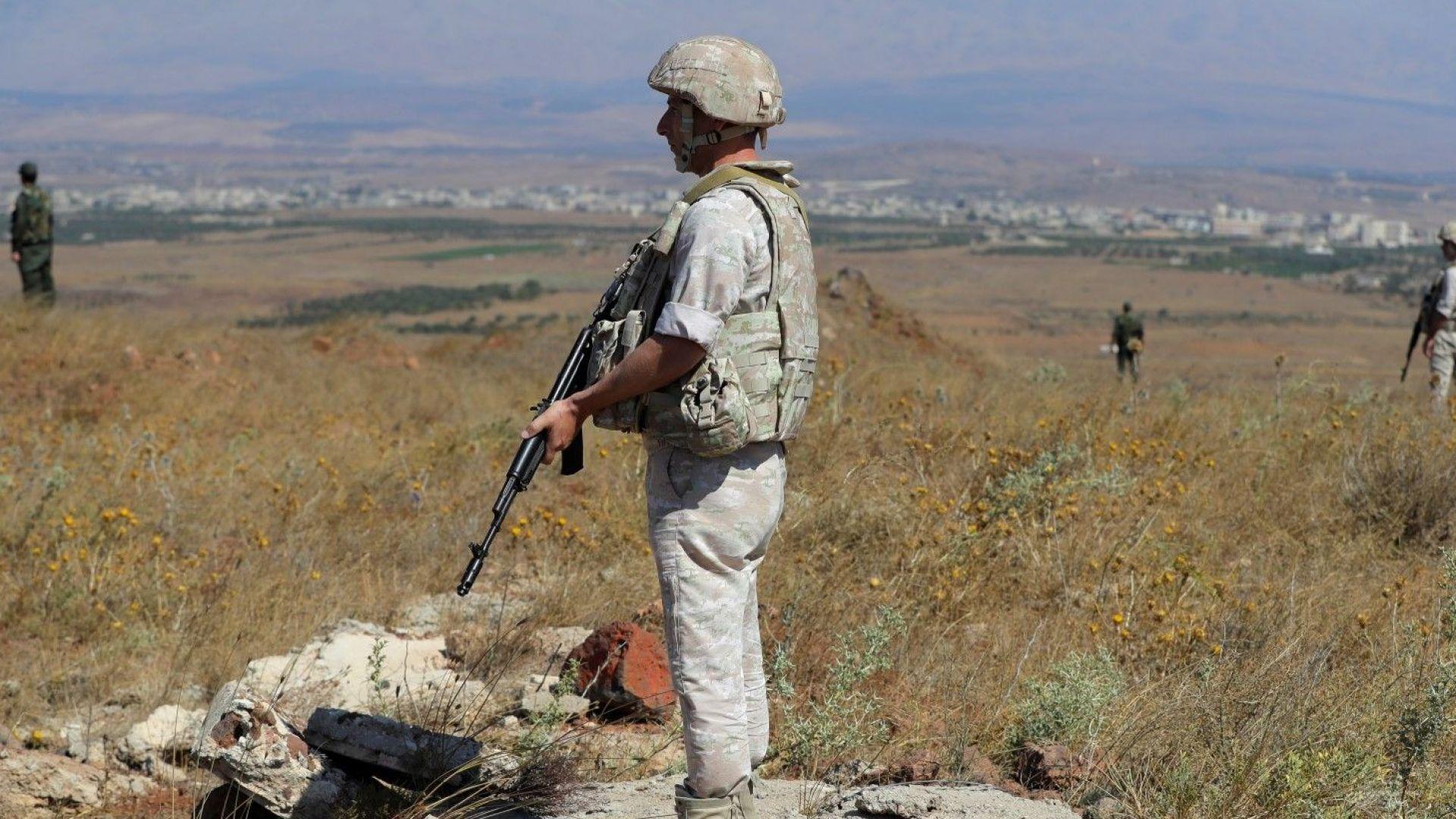 Русия обвини САЩ в подготвяне на  удар срещу силите на Башар Асад в Сирия