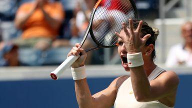 Световната №1 изхвърча на старта на US Open