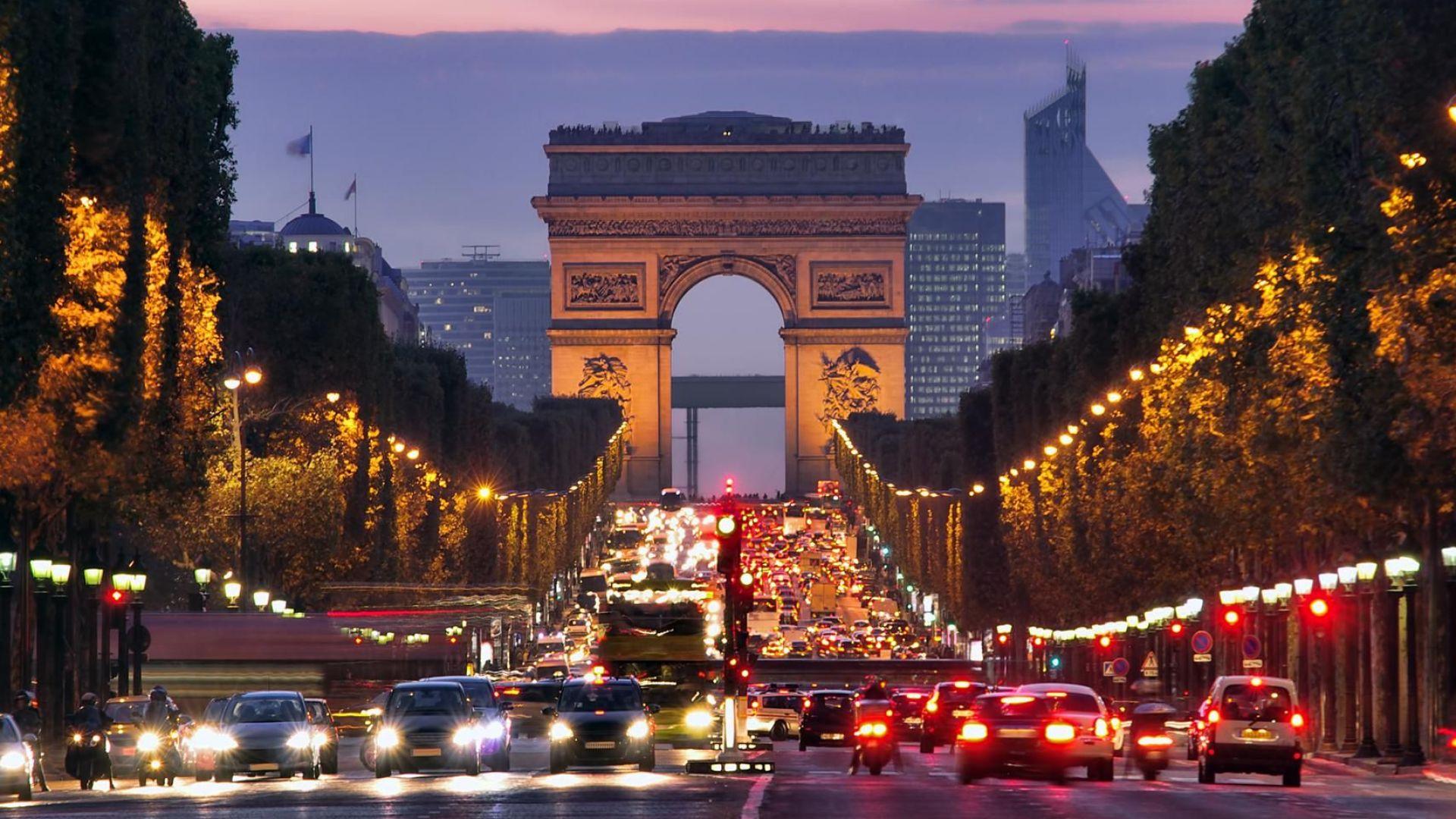 Топ 10 на най-популярните за туристите страни