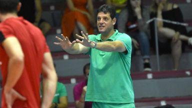 Отборът на Пламен Константинов стана служебно шампион в Русия