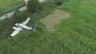 Почина пилотът на падналия край Шумен самолет