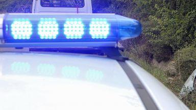 Катастрофа с пътнически автобус на пътя Банско - Гоце Делчев, има ранени