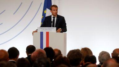 Франция остава в Сирия и Ирак и през 2019-а