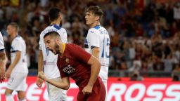 """Рома се измъкна в голов спектакъл на """"Олимпико"""""""
