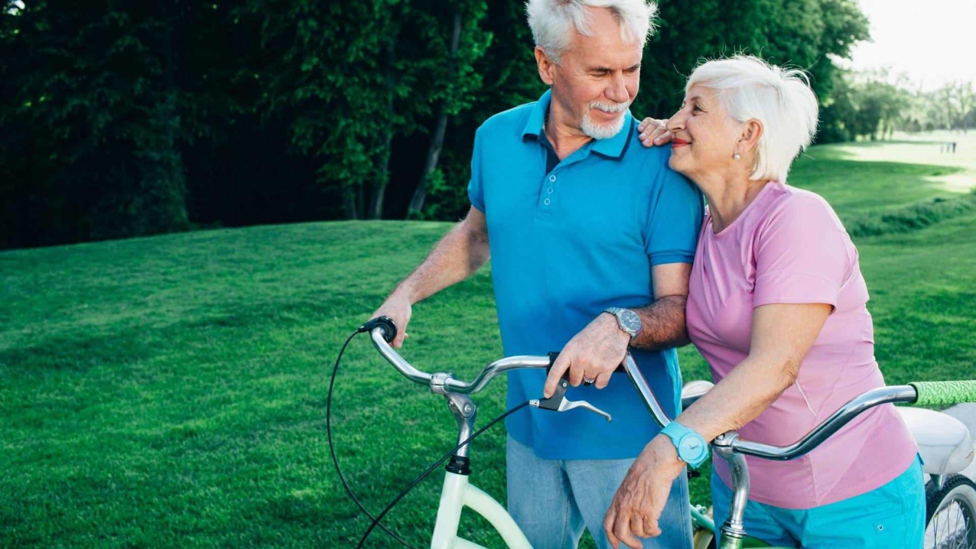 Хората са с най-голямо самочувствие на 60 години