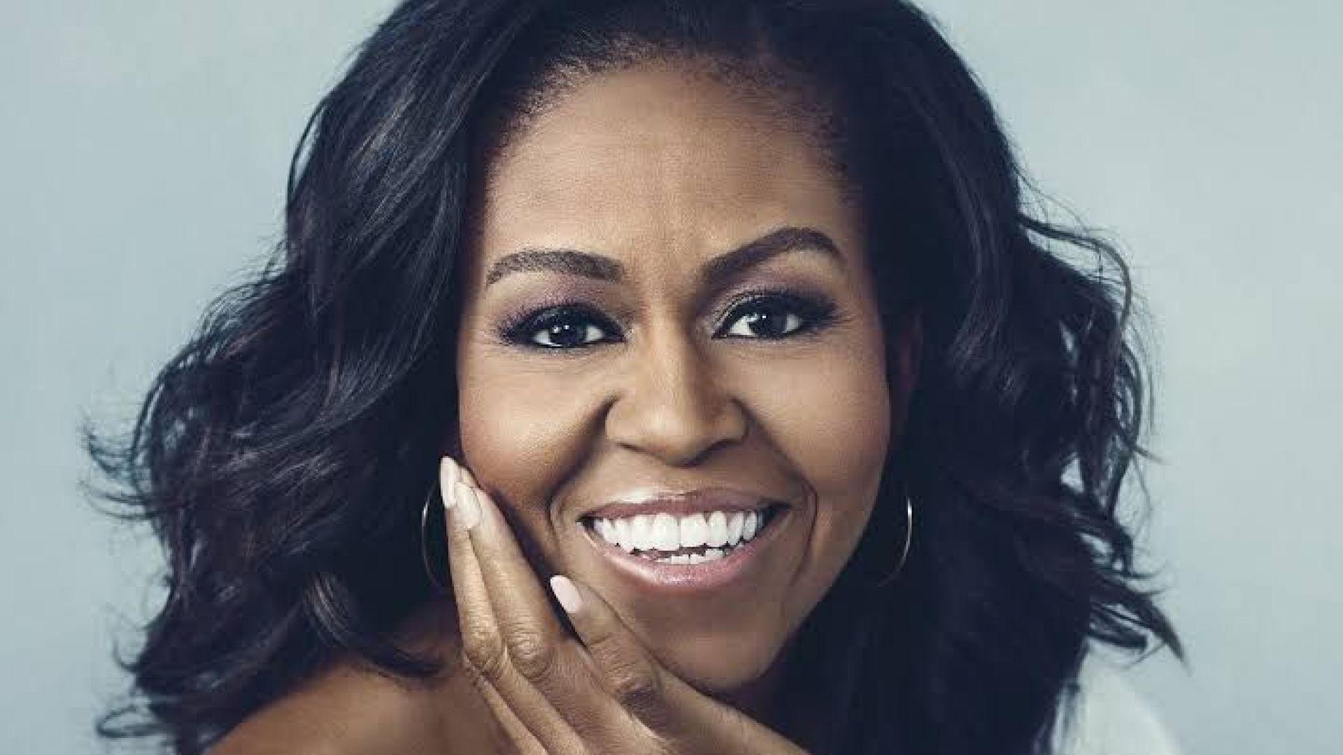 Мишел Обама продаде 1,4 милиона копия от книгата си за седмица