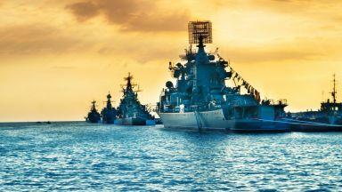 Напрежение около Сирия: Русия изпрати мощна военна армада в Средиземно море