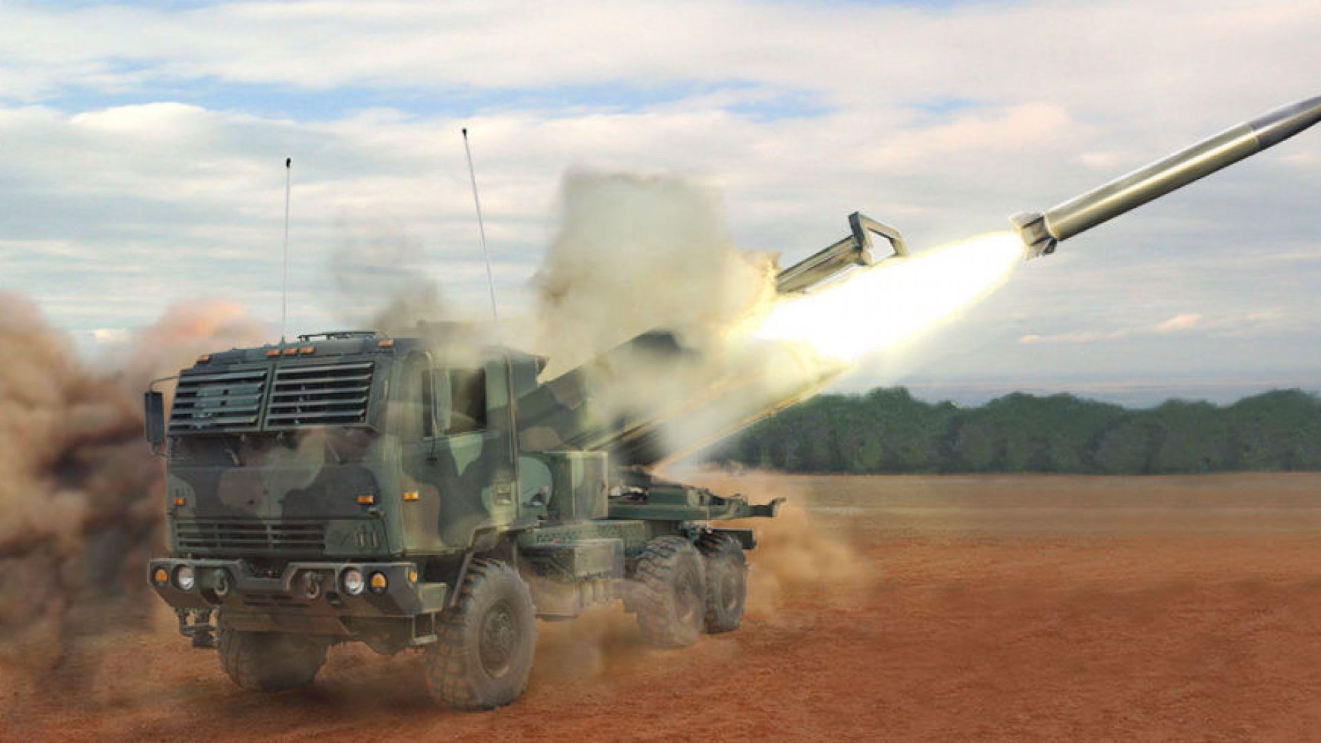 """Америка вади аналог на руския ракетен комплекс """"Искандер"""""""