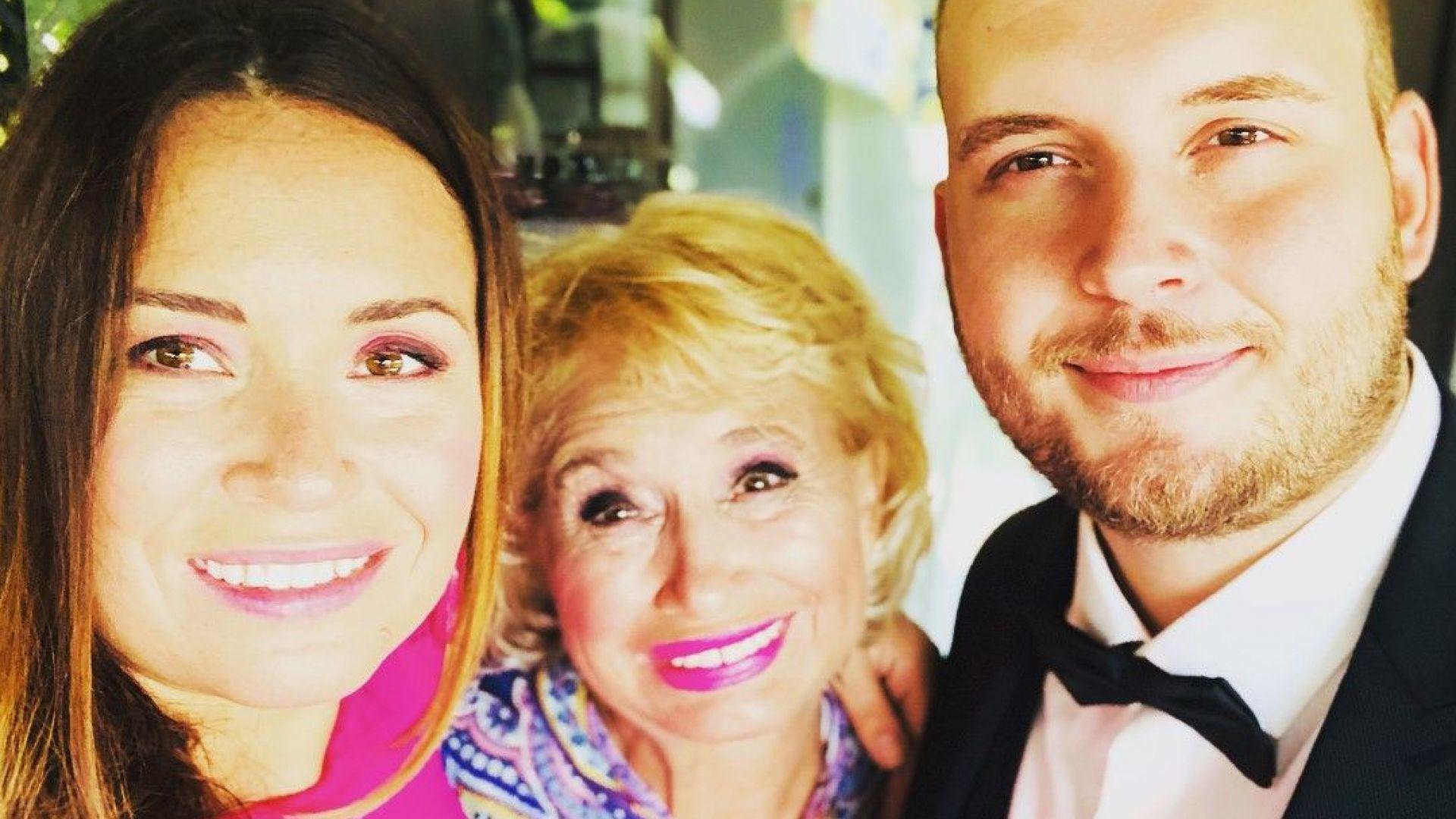 Оперната прима Соня Йончева ожени брат си (снимки)