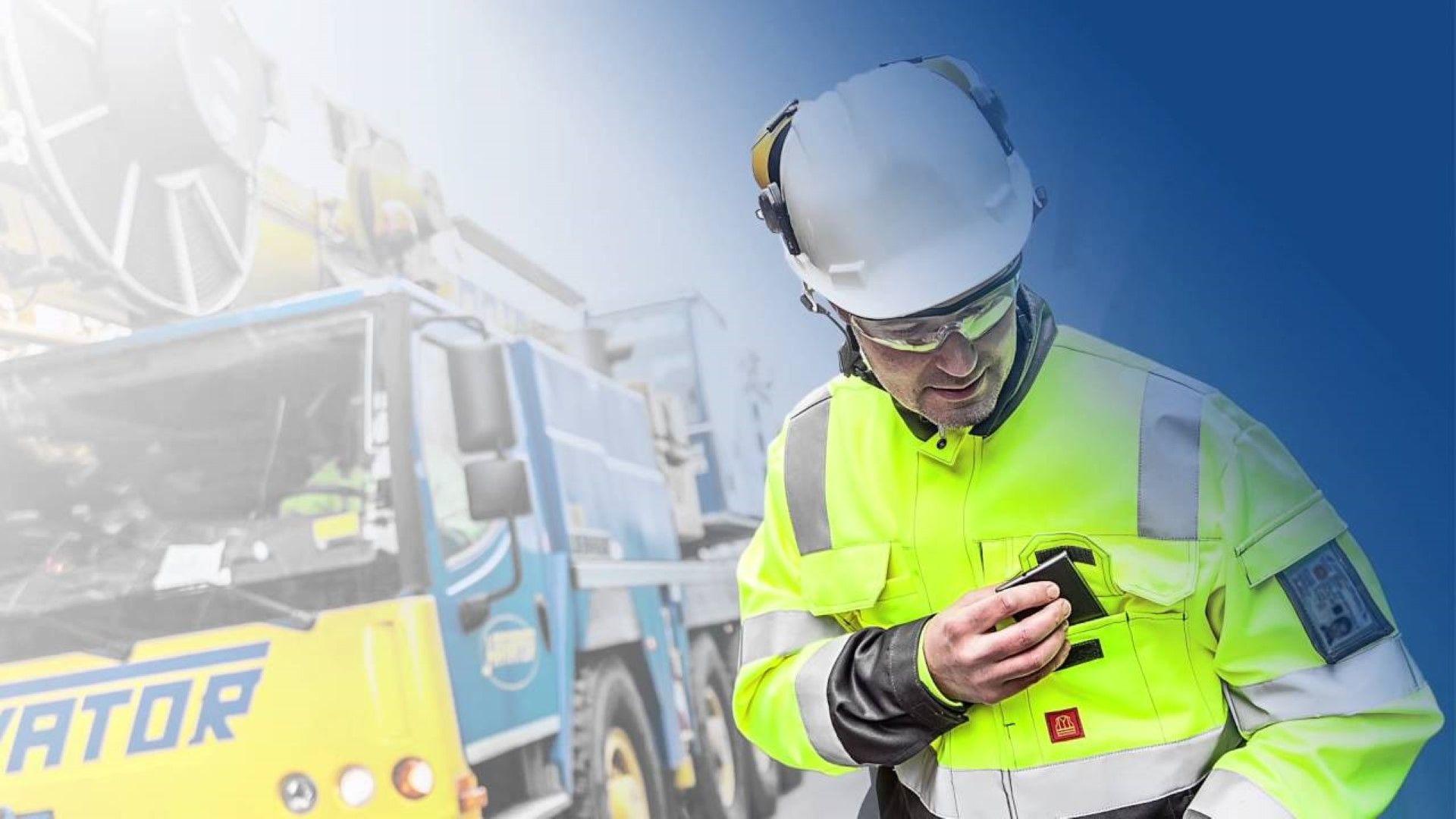 Кои професии изискват работно облекло с висока видимост?