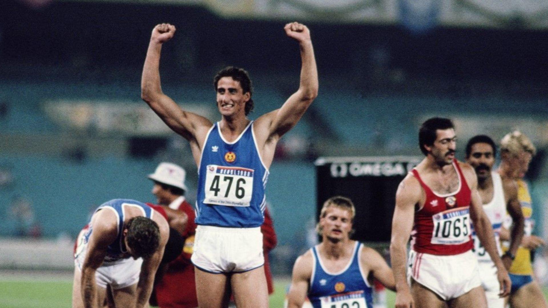 Олимпийски шампион от Сеул призна за употреба на допинг