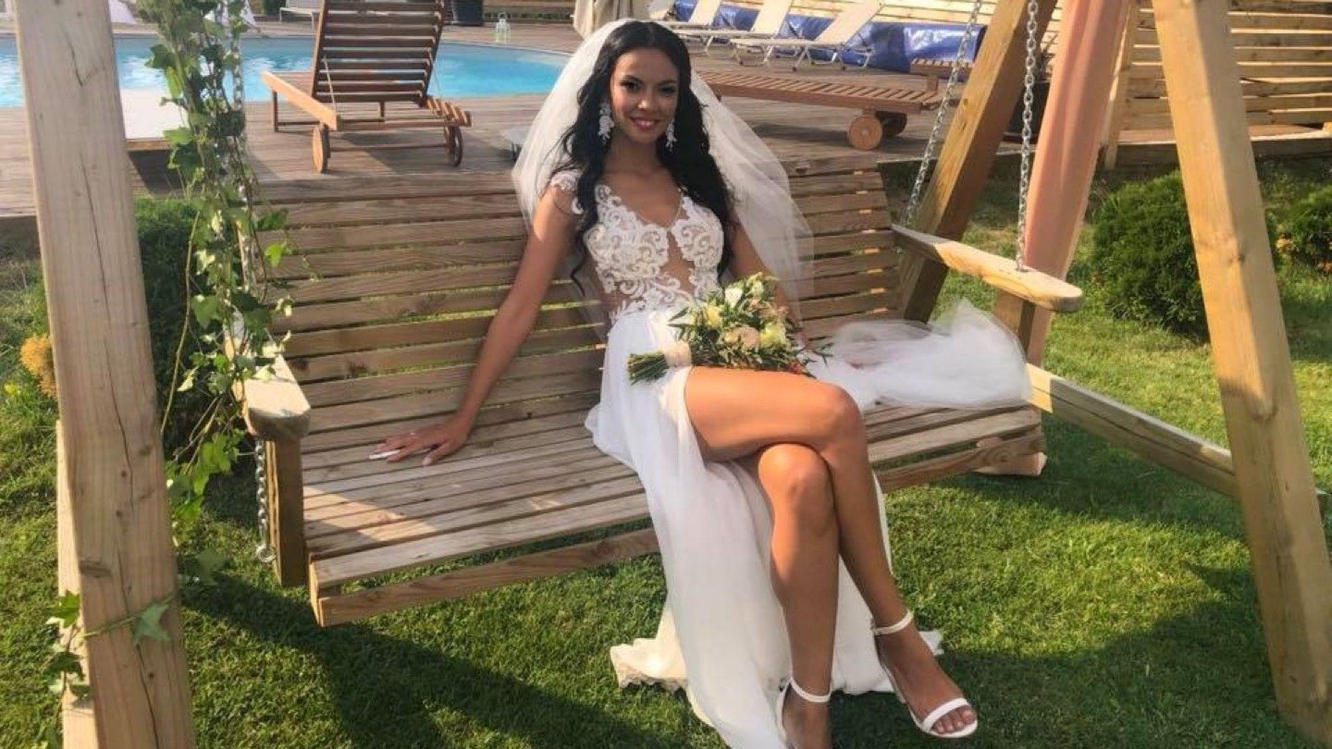 """""""Мис България"""" Райна Налджиева се омъжи. Графа кумува"""