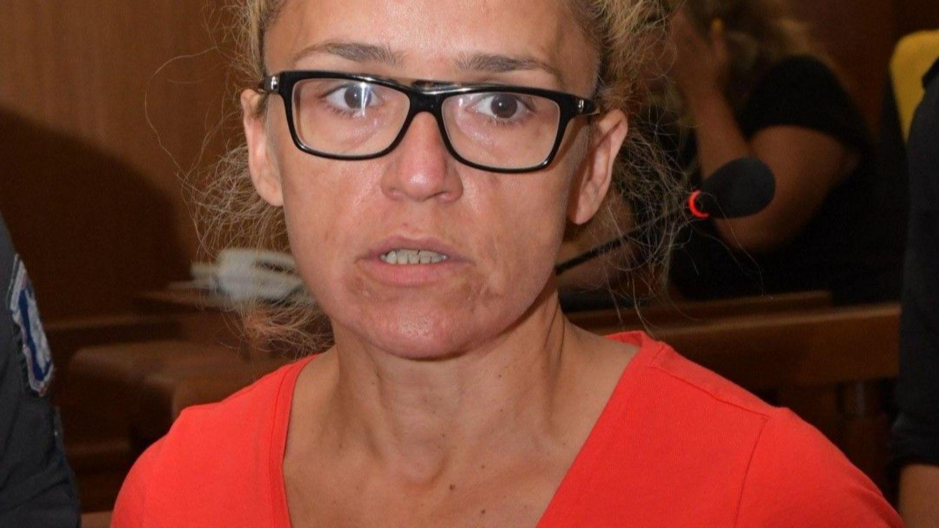 Иванчева на антидепресанти в затвора: Дори да си невинен, ще признаеш вина
