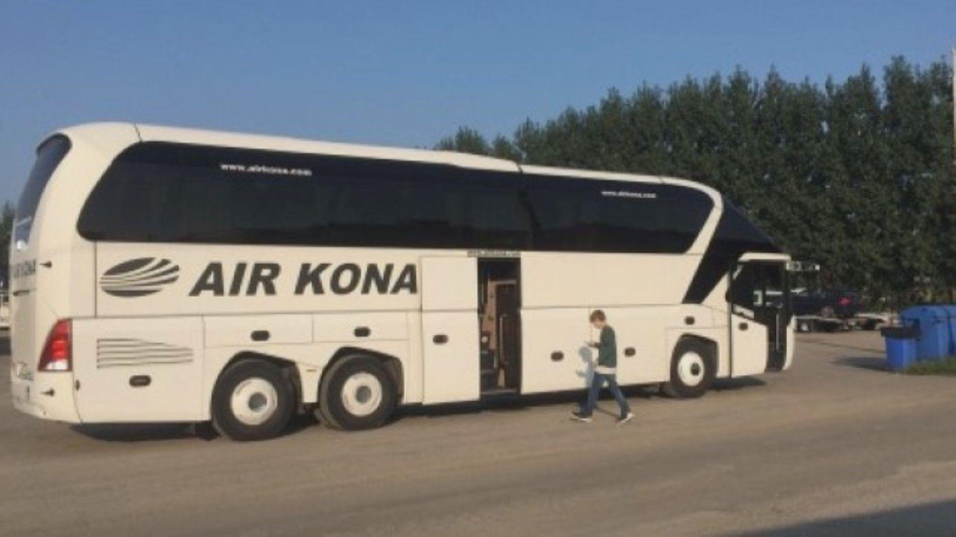 Кошмарна нощ за българи с аварирал автобус в Унгария