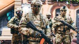 Тестват руски военен екзоскелет (видео)