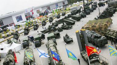 """Как премина най-голямото руско военно изложение """"Армия 2018"""" (снимки)"""