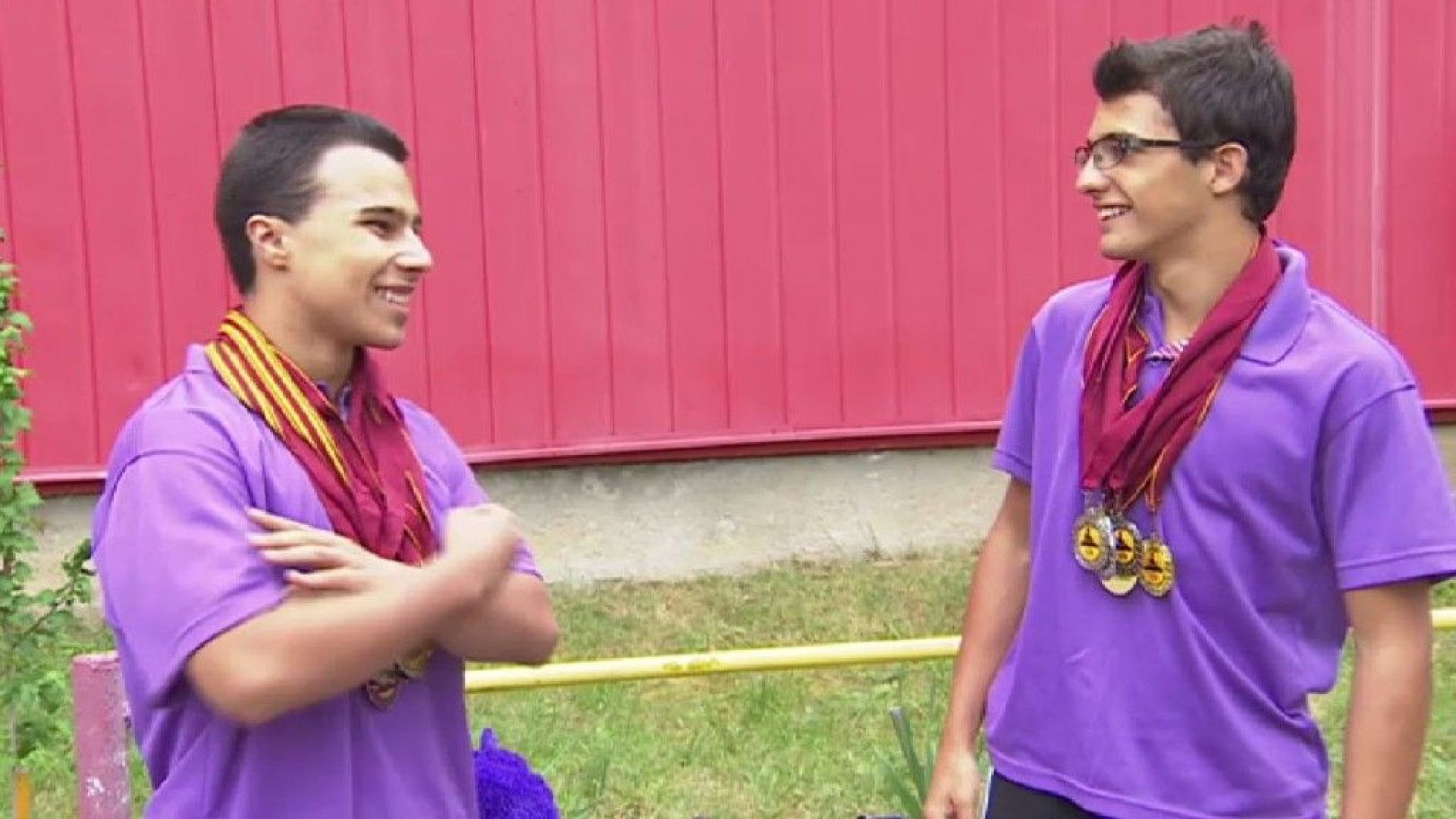 Деца събират пари, за да участват в престижно състезание