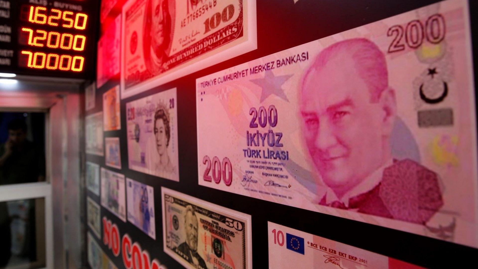 Най-лошото за турските банки тепърва предстои