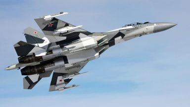 Руски изтребители се сблъскаха във въздуха