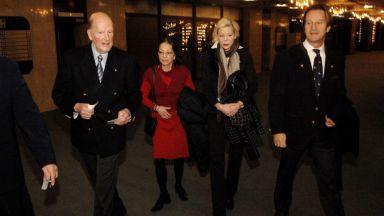 Княгиня Калина се завръща да живее в България