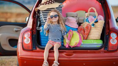 Какво да носим непременно, когато отиваме с деца на море