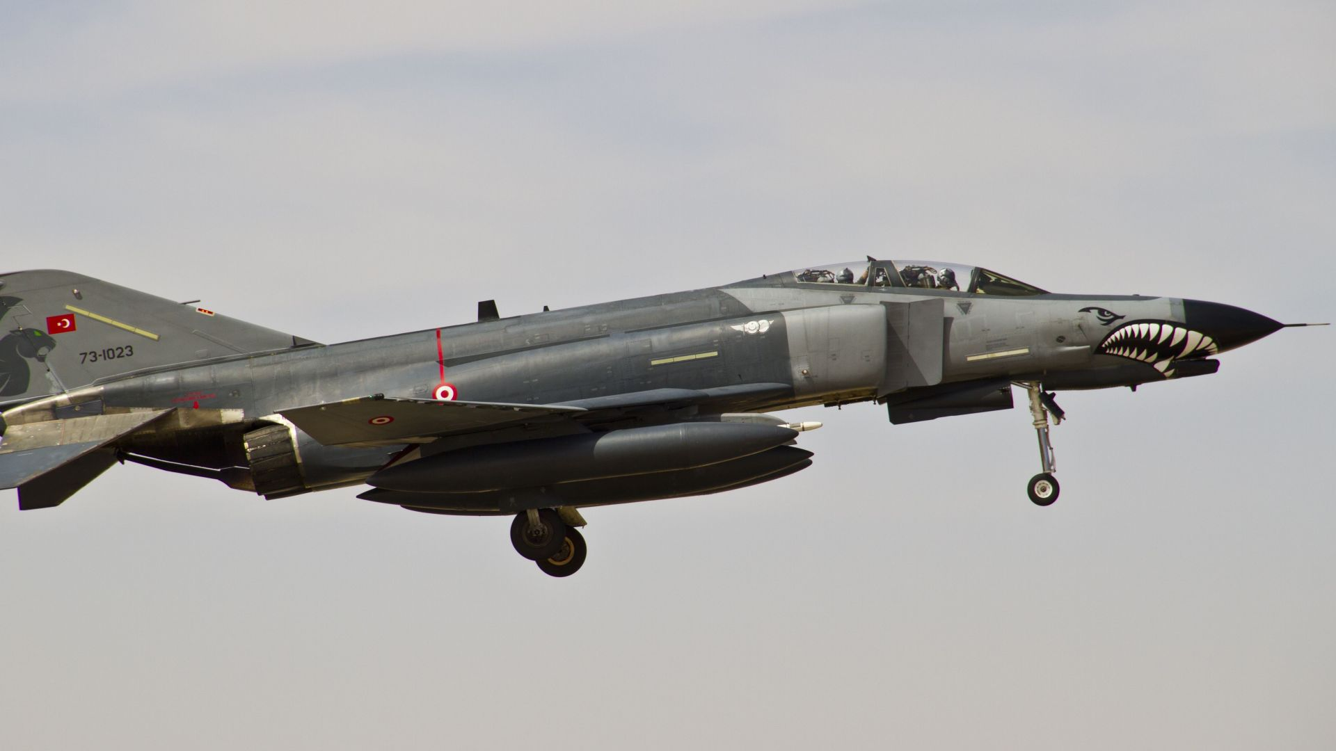 Турски бойни самолети са влезли в Гърция