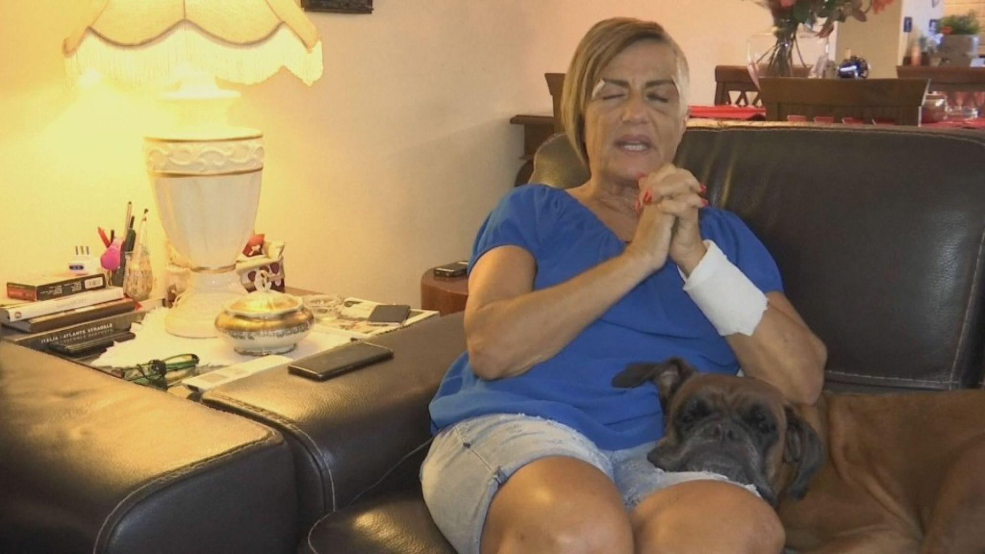 Оцелели разказват за фаталния инцидент в Генуа